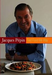 Jacques Pepin Fast Food My Way 1 (2-Disc)