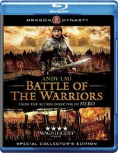 Battle of the Warriors (Blu-ray)