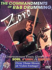 Commandments of R&B Drumming Video - DVD