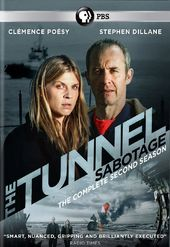The Tunnel - Season 2 (3-DVD)