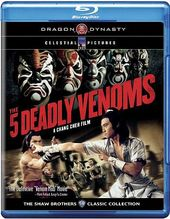 Five Deadly Venoms (Blu-ray)