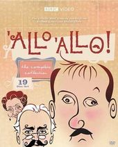 Allo 'Allo! - Complete Collection (19-DVD)