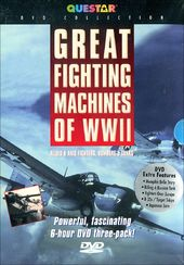 Great Fighting Machines of WWII (3-DVD)