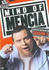 Mind of Mencia - Season 2 Uncensored (2-DVD)