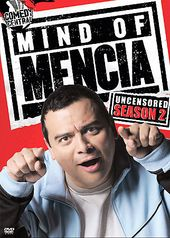 Mind of Mencia - Uncensored Season 2 (2-DVD)