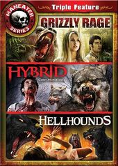 Maneater Series: Grizzly Rage / Hybrid /
