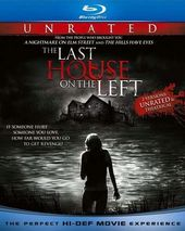 The Last House on the Left (Blu-ray)