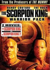The Scorpion King Warrior Pack (2-DVD)