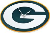 Football - Green Bay Packers - 3D Foam Wall Clock