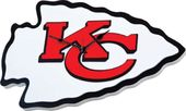 NFL - Kansas City Chiefs - 3D Foam Wall Clock