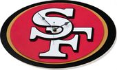 Football - San Francisco 49ers - 3D Foam Wall