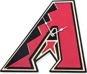 Arizona Diamondbacks - 3D Foam Wall Clock