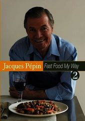 Jacques Pepin Fast Food My Way 2 (2-Disc)
