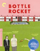 Bottle Rocket (Blu-ray, Criterion Collection,