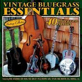 Vintage Bluegrass Essentials: 40 Bluegrass