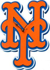 New York Mets - 3D Foam Wall Clock