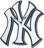 New York Yankees - 3D Foam Wall Clock