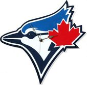 Toronto Blue Jays - 3D Foam Wall Clock