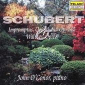 Schubert: Impromptus, Op. 90 and Op. 142 &