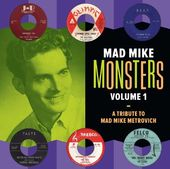 Mad Mike Monsters, Volume 1