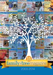15 Years of Family Tree Magazine 2000-2014