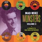 Mad Mike Monsters, Volume 3