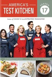 America's Test Kitchen - Season 17 (4-DVD)