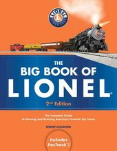 Model Railroading - The Big Book of Lionel: The