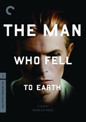 The Man Who Fell To Earth (Blu-ray, Criterion