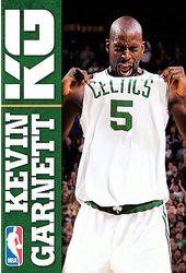 Basketball - NBA: Kevin Garnett - KG