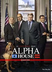 Alpha House - Season 1 (2-DVD)