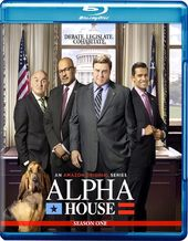 Alpha House - Season 1 (Blu-ray)