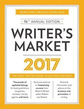 Writer's Market 2017: The Most Trusted Guide to