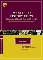 Eclipse Series 14: Rossellini's History Films -