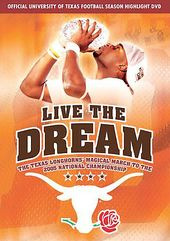 Football - University of Texas Longhorns: Live
