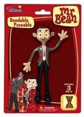 Mr. Bean - Bendable Figure