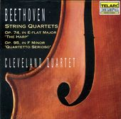 "Beethoven: String Quartets Op. 74 ""The Harp"" and"