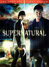 Supernatural - Seasons 1-3 (17-DVD)