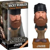 Duck Dynasty - Jase - Talking Bobble Head