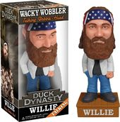 Duck Dynasty - Willie - Talking Bobble Head