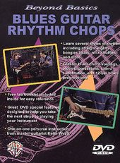 Beyond Basics: Blues Guitar Rhythm Chops