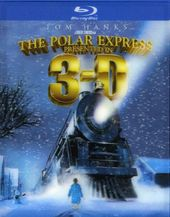 The Polar Express (Blu-ray, 3-D)