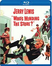 Who's Minding the Store? (Blu-ray)