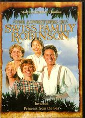 The Adventures of Swiss Family Robinson - Volume 1