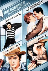 Elvis Presley Classics: 4 Film Favorites