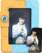 Elvis Presley - Rhinestone - Photo Frame