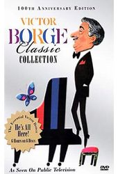 The Victor Borge Classic Collection (6-DVD)