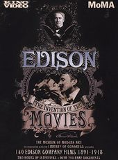 Edison - The Invention of the Movies (4-DVD)