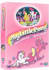 My Little Pony - Complete 1st Season (4-DVD)