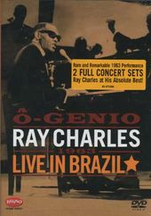 Ray Charles - Live in Brazil, 1963